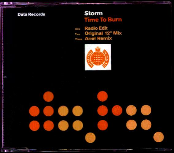 STORM - Time To Burn Record