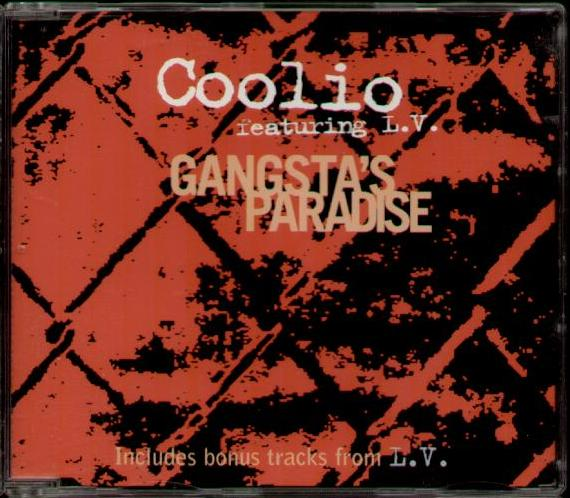 gangsters paradise coolio lyric: