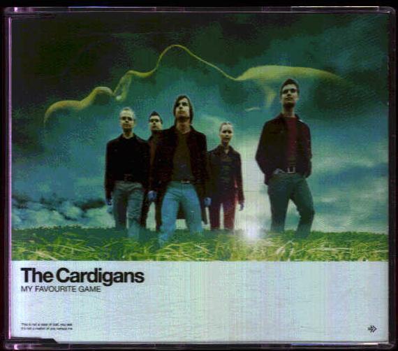 Cardigans - My Favourite Game Lyrics