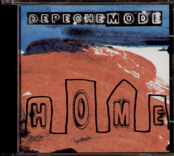 DEPECHE MODE - Home Album