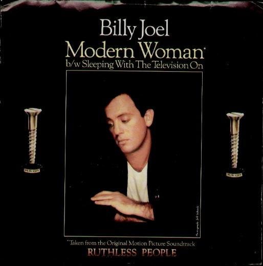 BILLY JOEL - Modern Woman Album