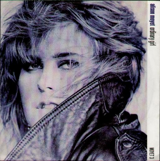 ALISON MOYET - Ordinary Girl Album
