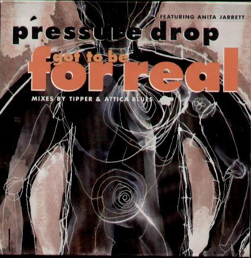 Pressure Drop - 4 Elusive Tracks