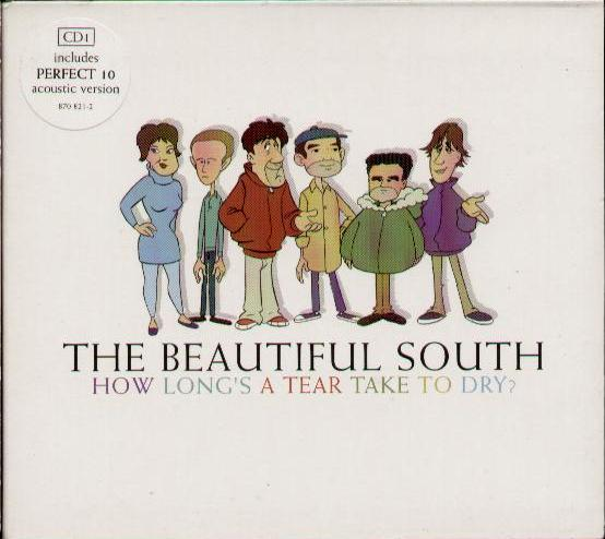 BEAUTIFUL SOUTH - How Long's A Tear Take To Dry Record