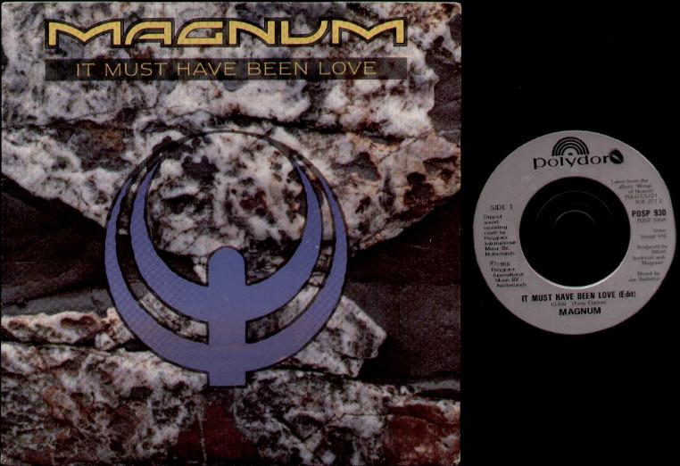 MAGNUM - It Must Have Been Love Album