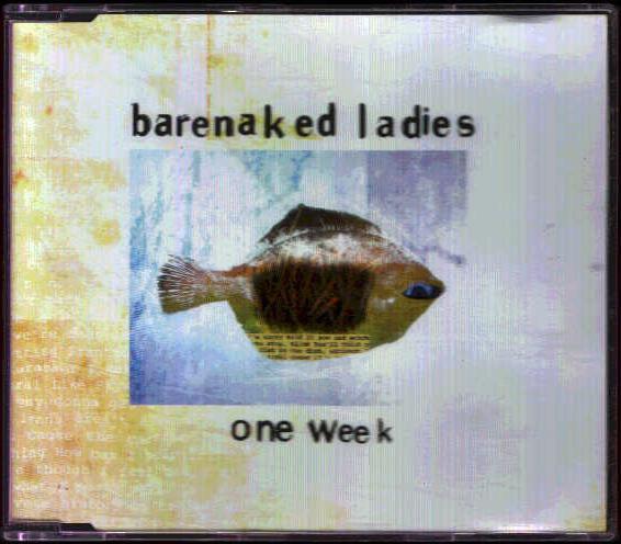 Image result for 1 week barenaked ladies