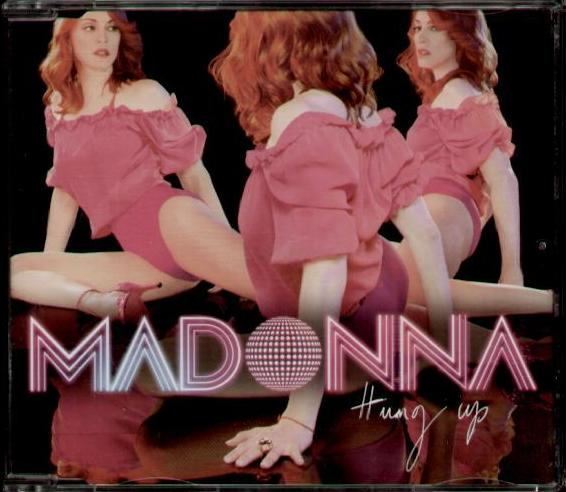 MADONNA - Hung Up Record