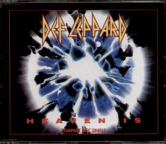Heaven Is - DEF LEPPARD