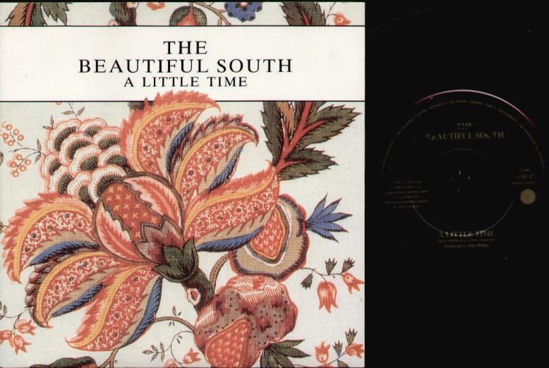 BEAUTIFUL SOUTH - A Little Time Record