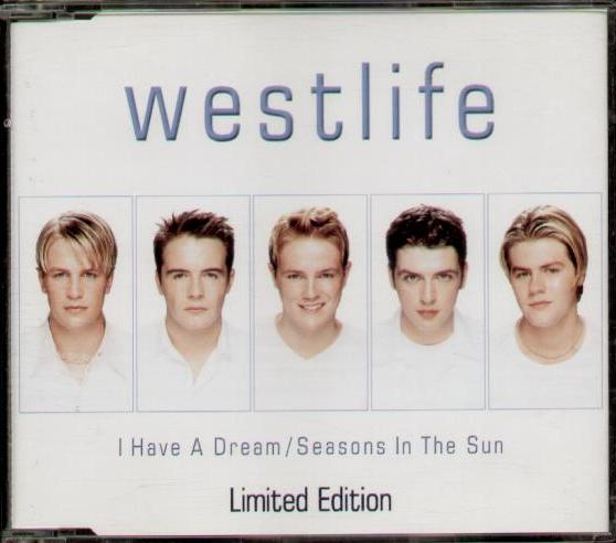 westlife - i have a dream vinyl records, cds and lps