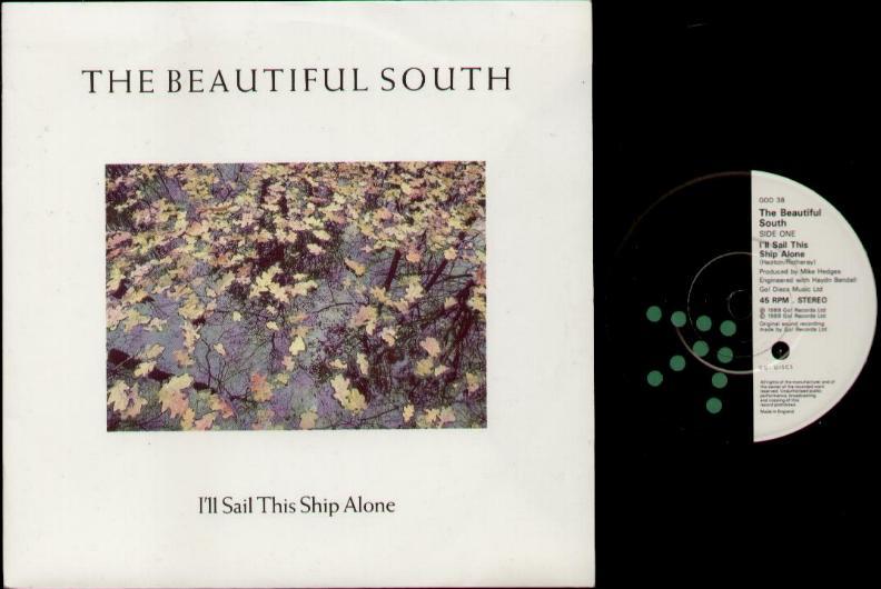 BEAUTIFUL SOUTH - I'll Sail This Ship Alone EP