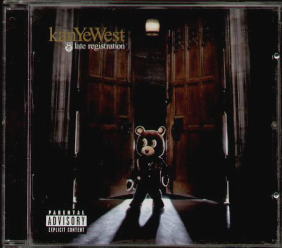 Kanye West Late Registration Records Lps Vinyl And Cds
