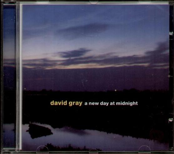 A New Day At Midnight - DAVID GRAY