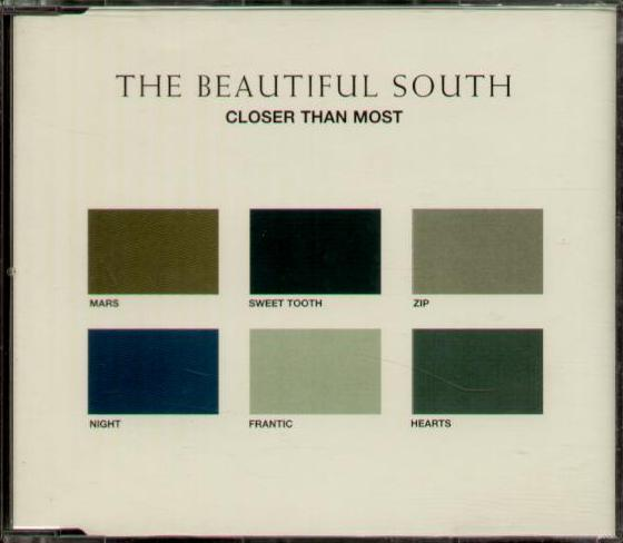 BEAUTIFUL SOUTH - Closer Than Most