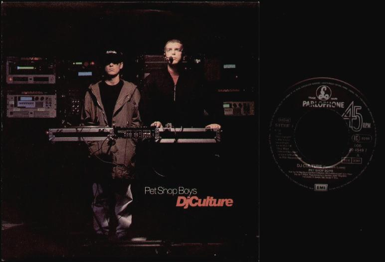 Dj Culture - PET SHOP BOYS