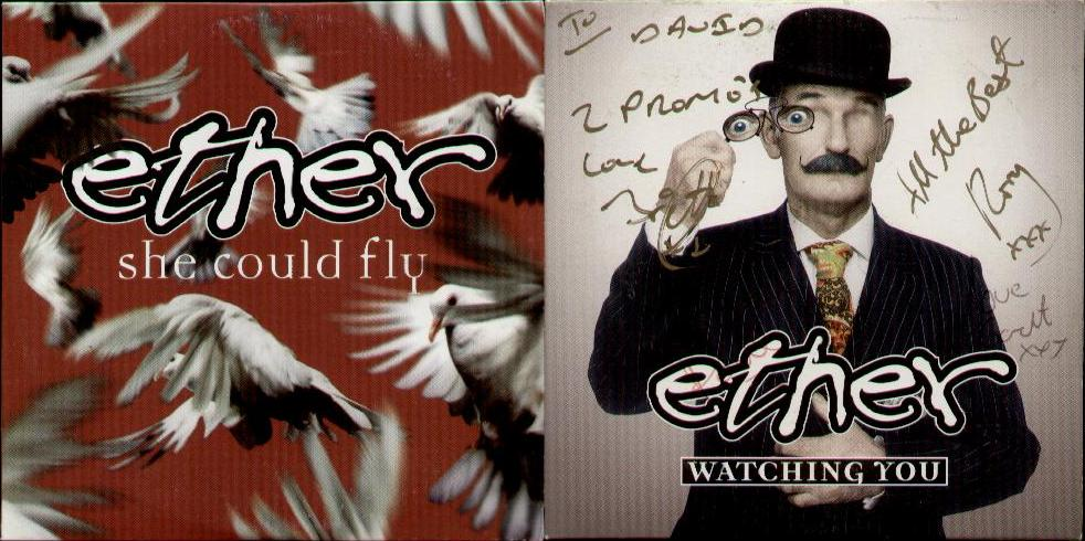 Ether - She Could Fly