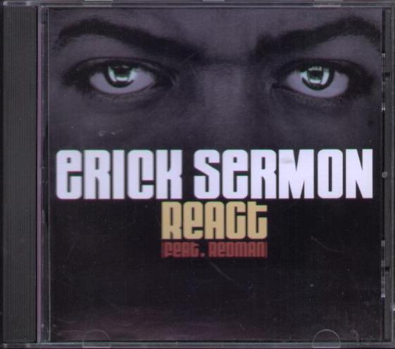 React - ERICK SERMON FEAT REDMAN