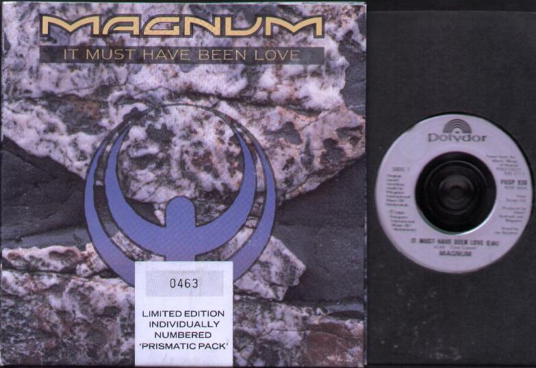 MAGNUM - It Must Have Been Love Record