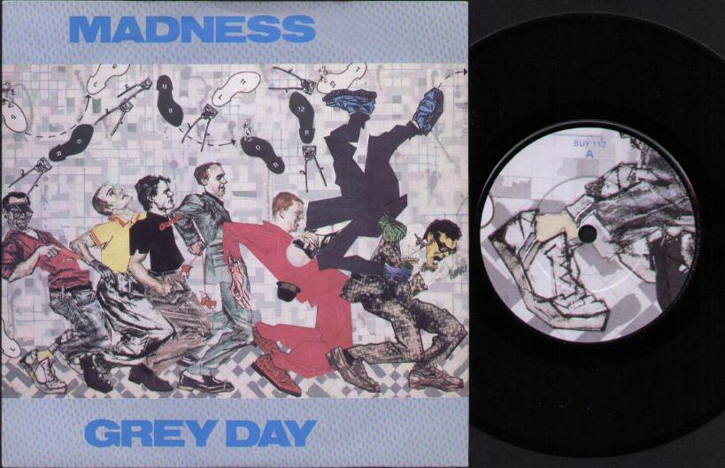 MADNESS - Grey Day LP