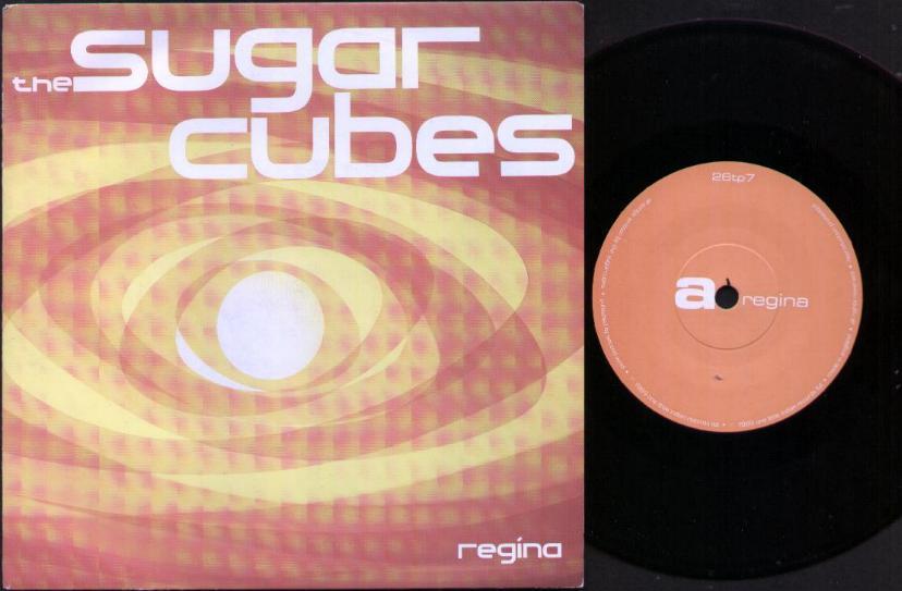 Sugarcubes, The - Regina