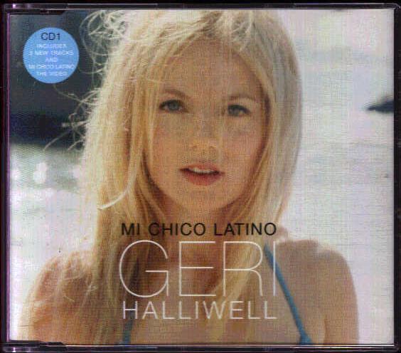 geri halliwell клип mi chico latino: