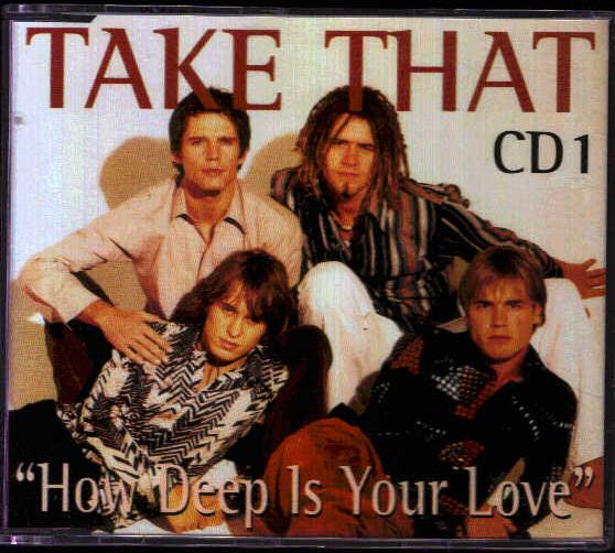 How Deep Are Bathroom Cabinets: Take That How Deep Is Your Love Records, LPs, Vinyl And