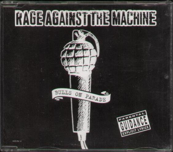 Rage Against The Machine Bulls On Parade Records, Vinyl ...