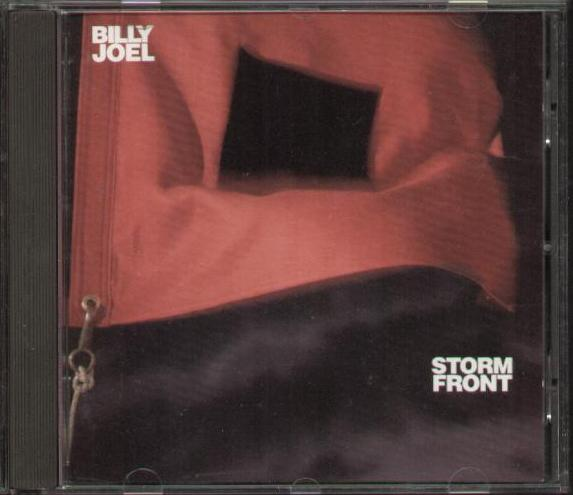 BILLY JOEL - Storm Front Record