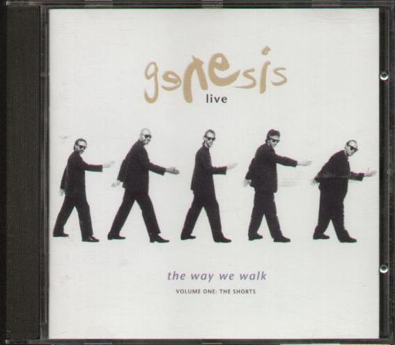 GENESIS - Live/the Way We Walk