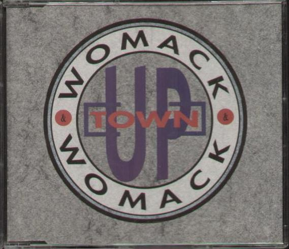 WOMACK & WOMACK - Uptown Album