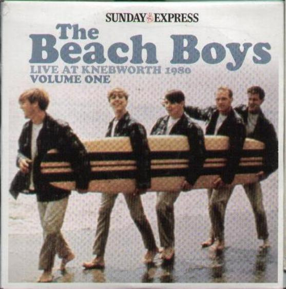 BEACH BOYS - Live At Knebworth 1980