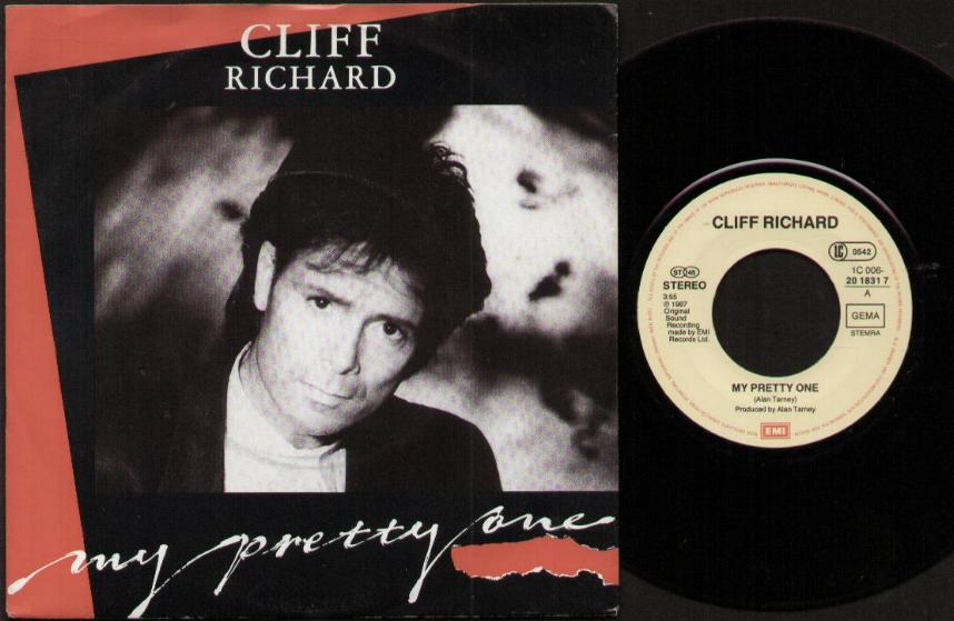CLIFF RICHARD - My Pretty One Record