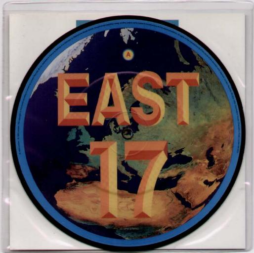 east 17   around the world