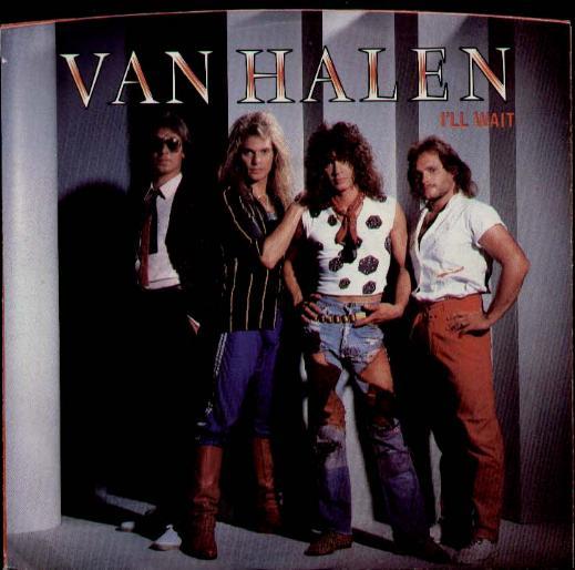 Van Halen I Ll Wait Records Lps Vinyl And Cds Musicstack