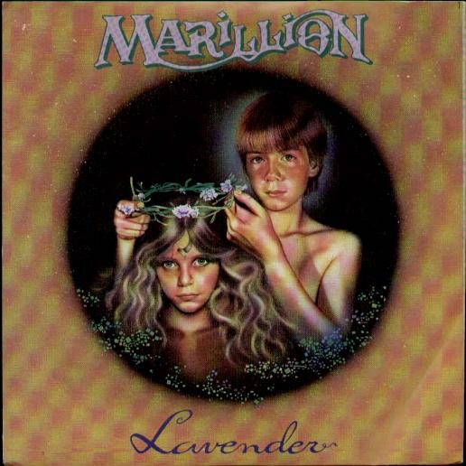MARILLION - Lavender Album