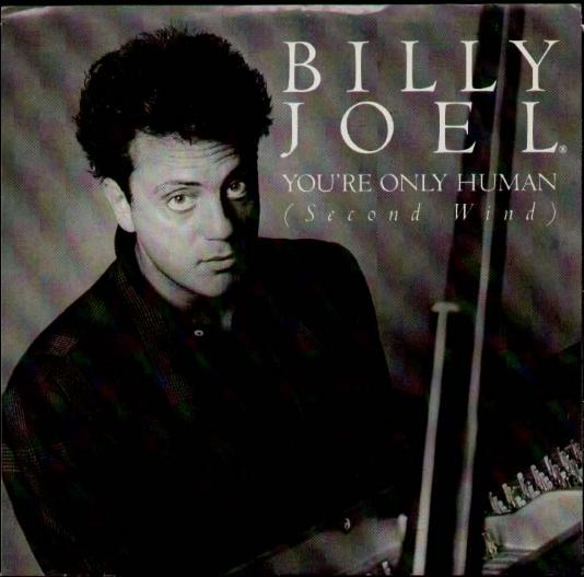 BILLY JOEL - You're Only Human EP