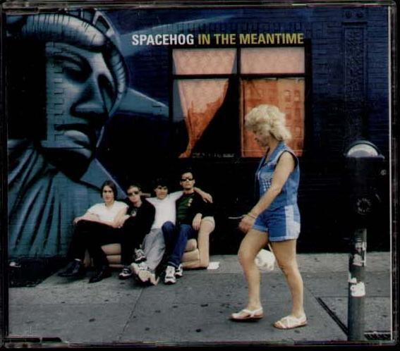 SPACEHOG - In The Meantime Album