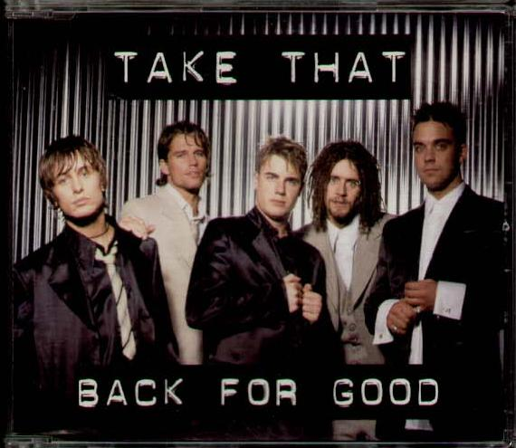 Take That Back For Good Records, LPs, Vinyl and CDs ... Take That Album