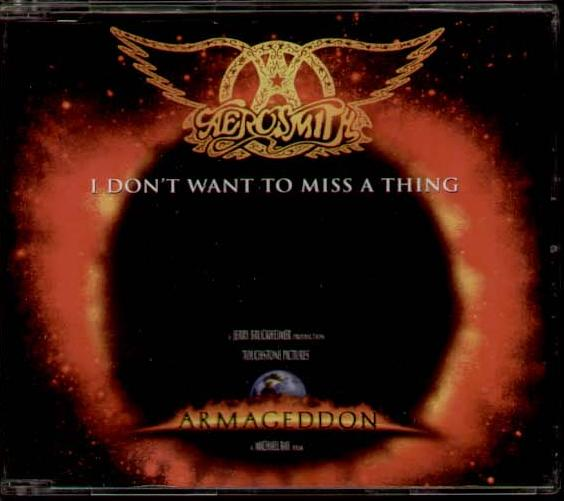 AEROSMITH - I Don't Want To Miss A Thing-rock Mix