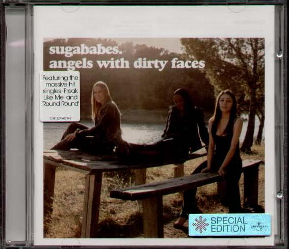 Sugababes Angels With Dirty Faces Records Lps Vinyl And