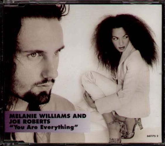 MELANIE WILLIAMS & JOE ROBERTS - You Are Everything
