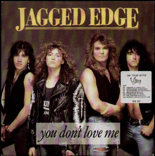 Jagged edge (2) - promise