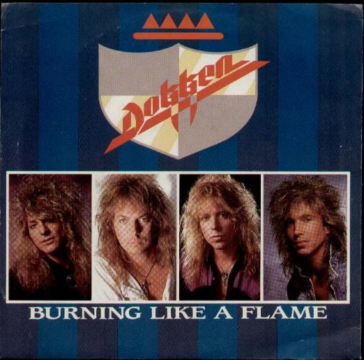 Burning Like A Flame - DOKKEN
