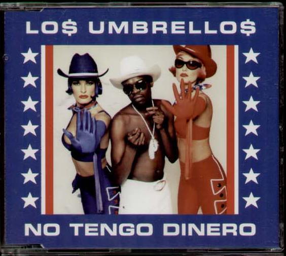 Los Umbrellos No Tengo Dinero Records, LPs, Vinyl and CDs - MusicStack