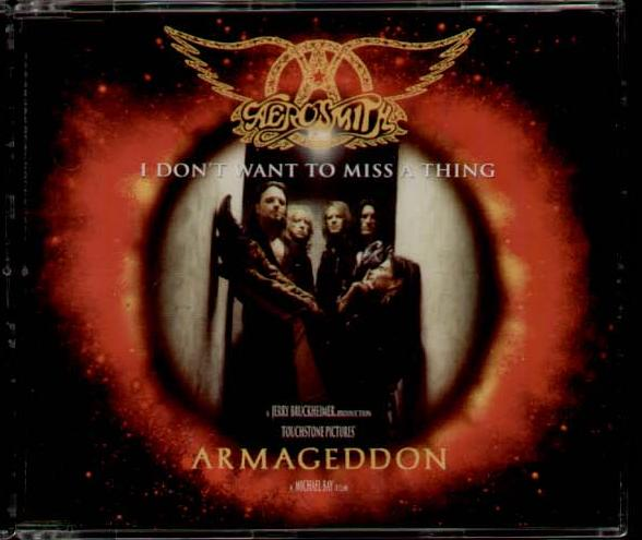 AEROSMITH - I Don't Want To Miss A Thing-pop Mix