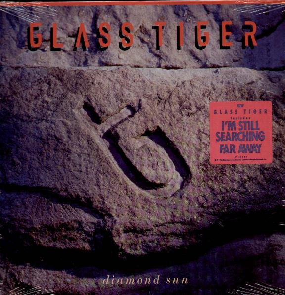 GLASS TIGER - Diamond Sun EP