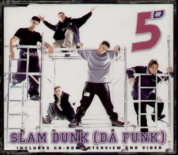 Five Slam Dunk Da Funk Records, LPs, Vinyl And CDs