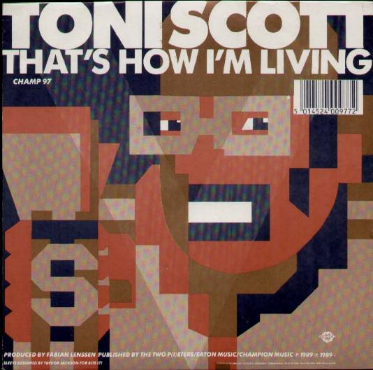 That's How I'm Living - TONI SCOTT