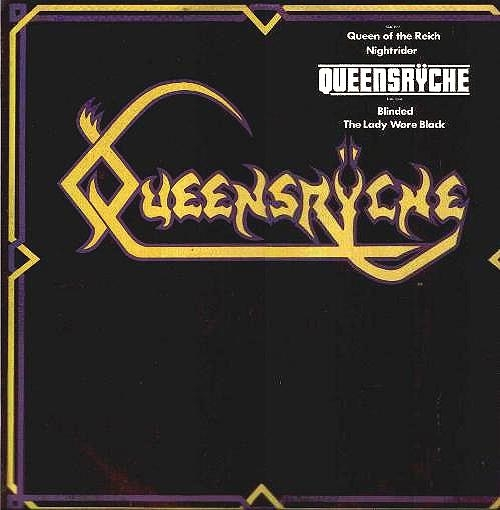 QUEENSRYCHE - Queen Of The Reich CD