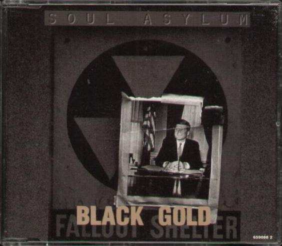 SOUL ASYLUM - Black Gold Album